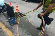Πάτρα: Αποκαθήσταται η βλάβη στο μητροπολιτικό δίκτυο οπτικών ινών του Δήμου