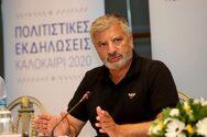 Γιώργος Πατούλης: «Μετά τον χωρισμό υπάρχει σεβασμός και αγάπη»