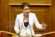 Η Χριστίνα Αλεξοπούλου για την επαναλειτουργία των πολιτιστικών συλλόγων