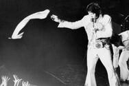 Λευκή ολόσωμη φόρμα του Έλβις Πρίσλεϊ πωλήθηκε σε δημοπρασία