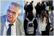 Γώγος - Κορωνοϊός: Μεγάλο στοίχημα το άνοιγμα των σχολείων - Τα παιδιά πρέπει να εμβολιαστούν