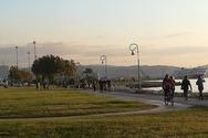 Πάτρα: Οι γούβες στον ποδηλατόδρομο εντός του Πάρκου που είναι επικίνδυνες