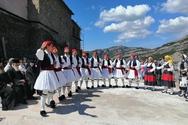 Με επιτυχία η εκδήλωση αφιερωμένη στον Παλαιών Πατρών Γερμανό στην Ιερά Μονή Μακελλαριάς Καλαβρύτων (φωτο)
