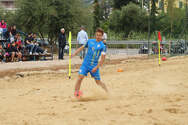 O «Σεβτσένκο» της άμμου στην Πάτρα για το «2ο Spyros Avramis Cup»