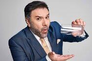 Ο Γρηγόρης Αρναούτογλου επιστρέφει με το The 2night Show