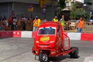 Πάτρα - 13ο PICK ΛΟΥΞ COLA PLUS 'N LIGHT: Επίδειξη οχημάτων την δεύτερη ημέρα (video)