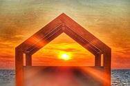 Μοναδική εικόνα - Όταν ο ήλιος