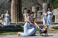 Αρχαία Ολυμπία: Στις 18 Οκτωβρίου η Τελετή Αφής της Ολυμπιακής Φλόγας για το «Πεκίνο 2022»