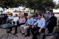 Δυτ. Ελλάδα: Εκδηλώσεις για το μεταχρωματικό έλκος των πλατάνων με πρωτοβουλία των Αντιπεριφερειαρχών, Φ. Ζαίμη και Θ. Βασιλόπουλου