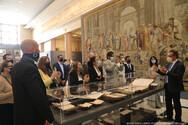 Επίσκεψη μεταπτυχιακών φοιτητών του Πανεπιστημίου Pepperdine των ΗΠΑ στο πρώην Δημόσιο Καπνεργοστάσιο και στη Βουλή των Ελλήνων
