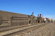 ΗΠΑ: Τουλάχιστον τρεις νεκροί έπειτα από εκτροχιασμό τρένου στη Μοντάνα