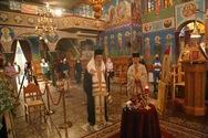 Υποδοχή Λειψάνου και Ιερά Αγρυπνία για τον Άγιο Καλλίνικο Εδέσσης στον Λυγιά Ναυπακτίας (φωτο)