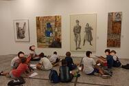 Πάτρα - Με επισκέπτες και ξεναγήσεις σχολείων συνεχίζεται η έκθεση