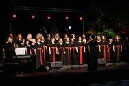 Πάτρα: Εξαιρετική η συμμετοχή δύο χορωδιών της Πολυφωνικής στην εκδήλωση στα Ψηλά Αλώνια