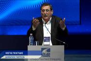 Ομιλία του Δημάρχου Πατρέων Κώστα Πελετίδη στο ετήσιο συνέδριο της ΚΕΔΕ