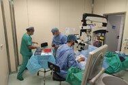 Λευκάδα: Σε πλήρη λειτουργία η Χειρουργική Οφθαλμολογική Κλινική