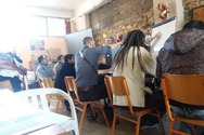 Πάτρα: Το σχολείο της Κίνησης για τους πρόσφυγες - μετανάστες είναι και φέτος εδώ!