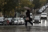 Άστατος ο καιρός σήμερα στη Δυτική Ελλάδα - Πόσο θα βρέξει στην Πάτρα