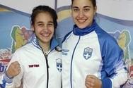 Πυγμαχία: Δύο μετάλλια από την εθνική νεανίδων στο Μαυροβούνιο - Το ένα από Πατρινή