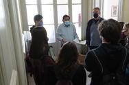 Πάτρα: Μαθητές από το 7ο ΓΕΛ έθεσαν τα αιτήματά τους στον Δήμαρχο