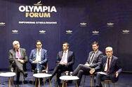 O Άγγελος Τσιγκρής στο Olympia Forum για την ανάπτυξη της Αχαΐας (video)
