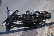 Πάτρα: Συγκρούστηκε ΙΧ με μηχανάκι