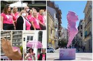 Pink the City 2021: Κορυφώθηκαν οι δράσεις στο κέντρο της Πάτρας (φωτο)