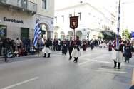 Παρέλαση - Τα νιάτα της Πάτρας είπαν το δικό τους «Όχι» και έλαμψε φως! (φωτo)