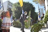 Πάτρα: Ο Δήμαρχος τίμησε την επέτειο της 28ης Οκτωβρίου (φωτο)