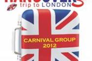 Group 10: Hangover 3 - Trip to London