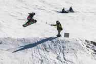 The great snowboard event στο snow park των Καλαβρύτων!