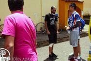 Hλεία: Τέσσερις τραυματίες ποδηλάτες σε αγώνα στο ορεινό οδικό δίκτυο