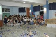 Πάτρα: «Στα ίδια μέρη θα ξαναβρεθούμε» - Η γιορτή λήξης της σχολικής χρονιάς στο 13ο Γυμνάσιο Πατρών (pic)