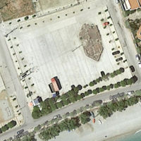 Κεντρική πλατεία Ακράτας