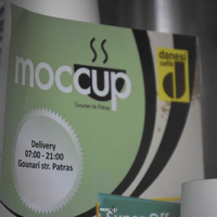 Moccup Cafe Patra