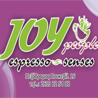 Joy people espresso senses