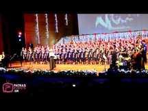 Χριστουγεννιάτικο Κοντσέρτο Πολυφωνικής στο Συνεδριακό Κέντρο Πανεπιστημίου Πατρών 20-12-14 Part 1