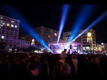 Καρναβάλι Πάτρας 2015 - Τελετή 'Εναρξης 17-01-15
