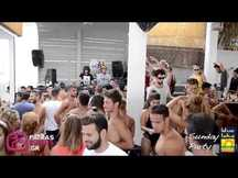 Dj Angelo και Da Mike στο Blue Lake 16/08/15