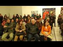 Στέφανος Δασκαλάκης - Ξενάγηση στην Δημοτική Πινακοθήκη Πατρών 05/12/16