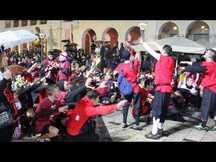 Πατρινό Καρναβάλι 2014 - Νυχτερινή Ποδαράτη 01-03-14 Part 2/2