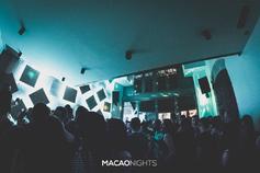 Greek Night at Macao Rf Street 24-04-17