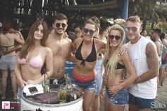 Giannis Kokkalis & Dj Albi Bejo at Sao Beach Bar 25-06-17 Part 1/2