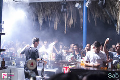 Greek Night at Sao Beach Bar 14-08-17 Part 2/2
