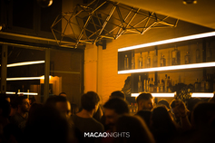 Greek Night at Macao Rf Street 15-01-18