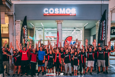 Running Wednesdays at Cosmos Sport 10-10-18