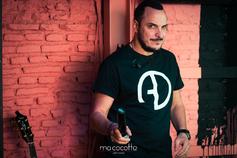 Άκης Δείξιμος at Ma Cocotte 13-11-18