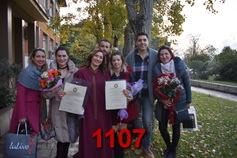 Ορκωμοσία Σχολής Φιλοσοφικής 14/12/2018 16:30 μ.μ. Part 13/14