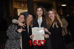 Ορκωμοσία Σχολής Φιλολογίας 14/12/2018 18:00 μ.μ. Part 19/20