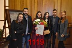 Ορκωμοσία Σχολής Παιδαγωγικού 14/12/2018 19:30 μ.μ. Part 13/19